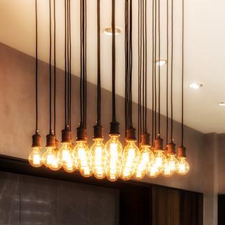 Lauzzo kitchen lighting