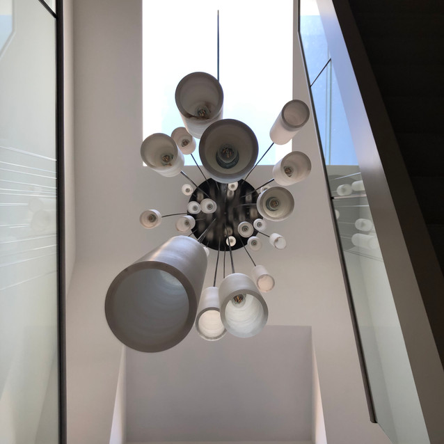 Lauzzo long light design and install