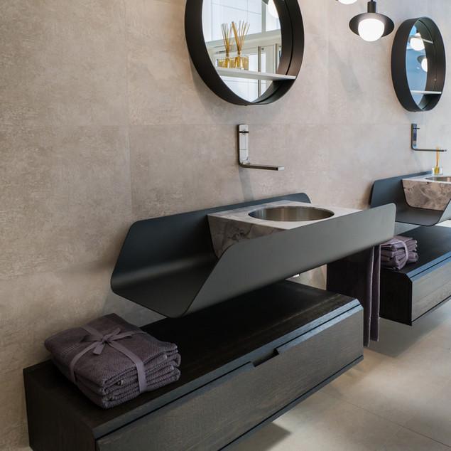 Bathroom install by Lauzzo