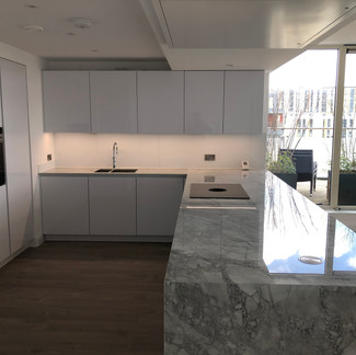 Lauzzo kitchen install