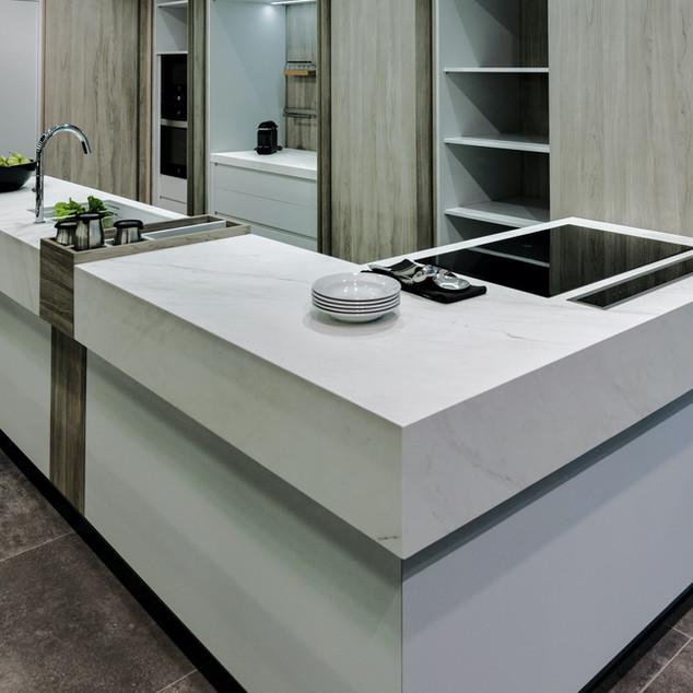 Lauzzo Porcelanosa kitchen
