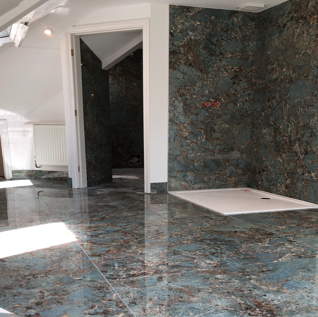 large format tiles by lauzzo