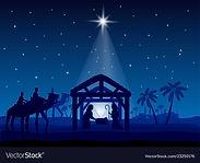 nativity-scene-christmas-star-on-blue-sk
