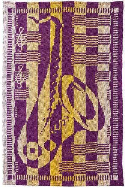 Elaine's Purple Sax