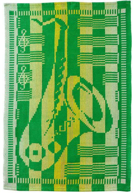 Elaine's Green Sax
