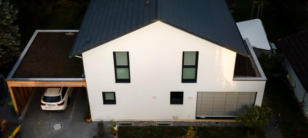 Fertiges Haus inkl. Studio von oben