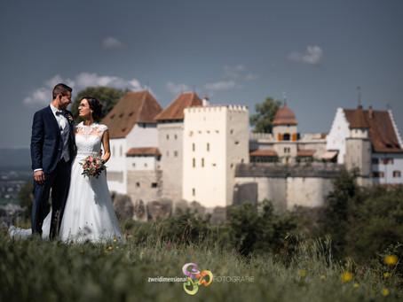Hochzeit Lenzburg / Staufen / Hotel Aarauwest