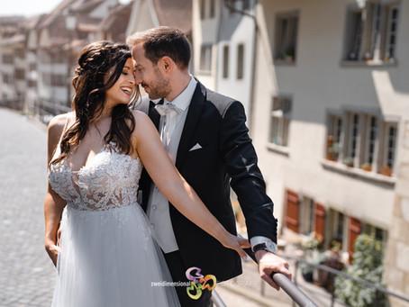 Hochzeit Hotel Kettenbrücke Aarau