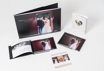 Hochzeitsalbum Design