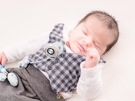 Newbornfotoshooting in Aarau