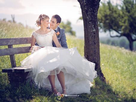Hochzeitsfotoshooting Kommende Hohenrain