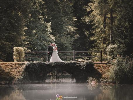 Hochzeit: Fotoshooting im Ballypark