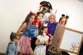 Fotobox mit Kindern
