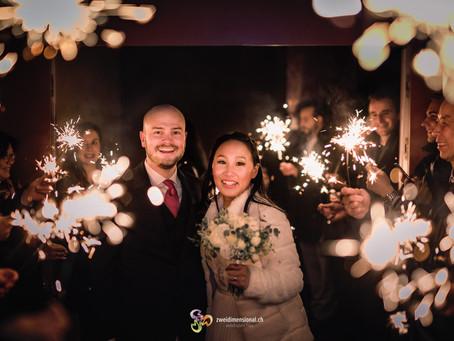Mit diesem Hochzeit in Luzern verabschiede ich mich vom 2019