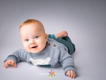 Baby Fotoshooting Aarau Rohr