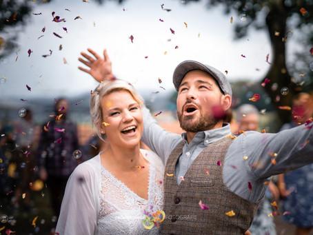 Hochzeit auf dem Gasthof EBERG