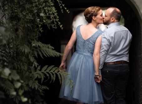 Ziviles Hochzeit in Zofingen 2020