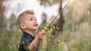 Newborn und Familienfotoshooting auf dem Heitern