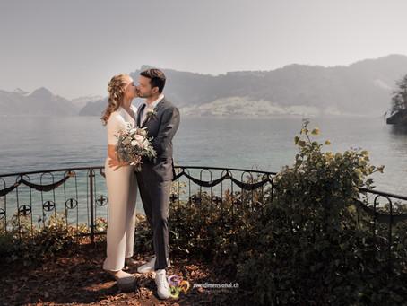 Hochzeit Luzern Hotel Beau Séjour