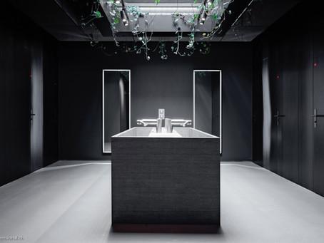 Badezimmer für Kundenhomepage