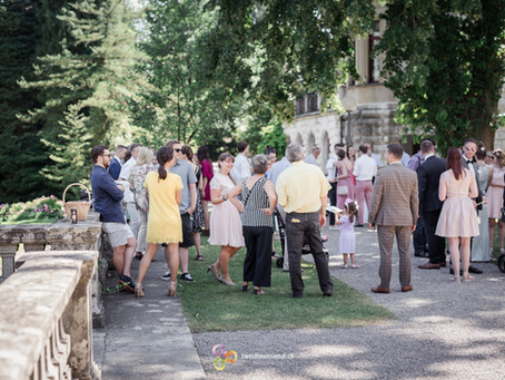 Hochzeit in der Villa Boveri Baden