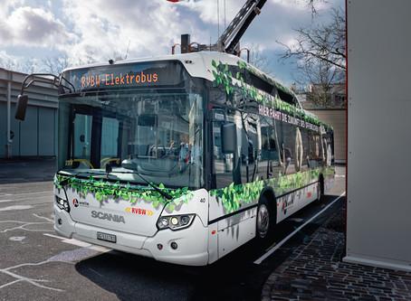Elektrobus RVBW