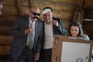 Fotobox an Hochzeit