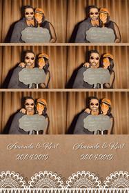 Fotobox mit Fotostreifen