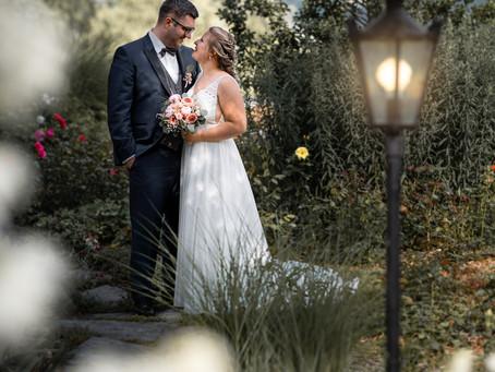 Hochzeit im Widenmoos in Reitnau