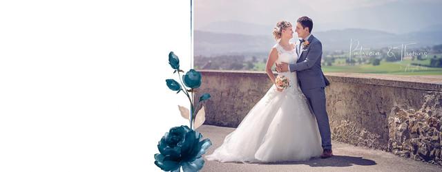Cover Hochzeit Blau