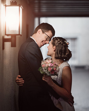 Hochzeit in Aarau