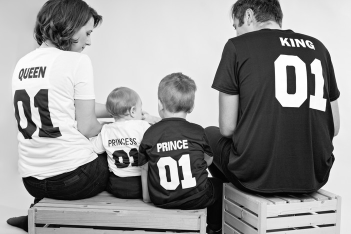 Familienfotoshooting