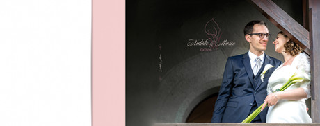 Album Cover Hochzeit