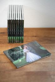 Hochzeitsalben mini. (Format A5)