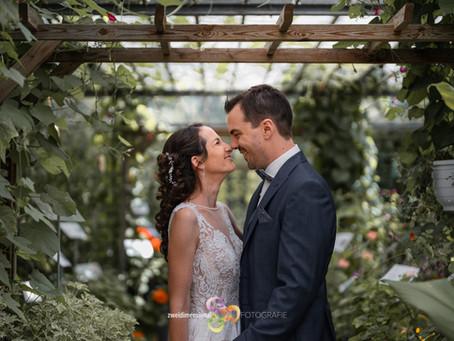 Hochzeit beim Schloss Gnadenthal