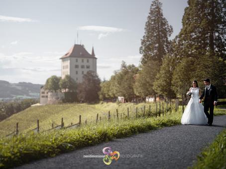 Hochzeit Schloss Heidegg