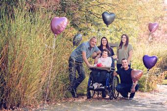 Outdoor Familienfotoshooting