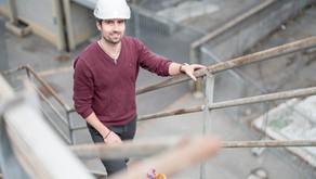Business Fotoshooting für Bodmer Baumanagement GmbH im Aeschbachquartier.