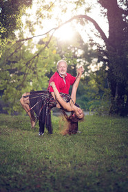 Tanz Fotoshooting