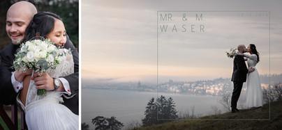 Cover Hochzeitsalbum Luzern