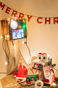Fotobox für Weihnachten