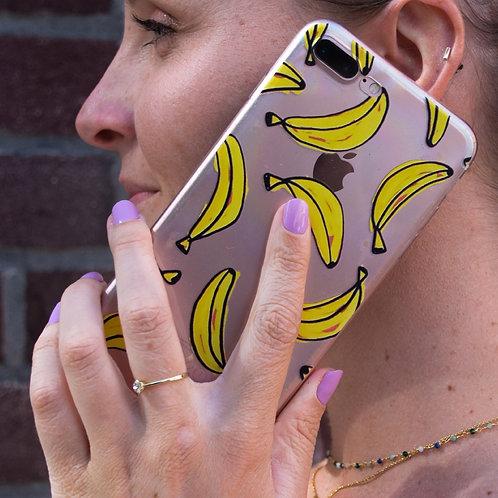 Bananen Telefoonhoesje