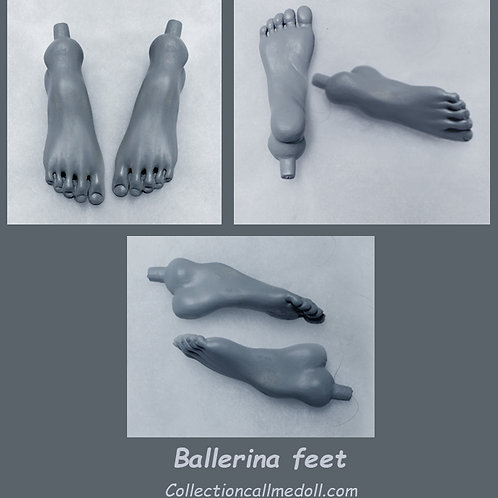 BJD  feet