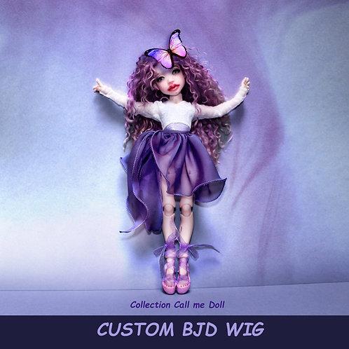 Custom doll WIGS