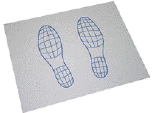 Коврики защитные бумажные