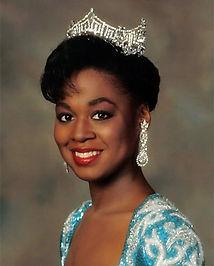 1988 Miss Chicago America - Marjorie Vin