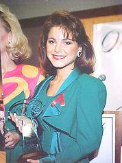 1991 Miss Chicago IL - Cheryl Majercik.J