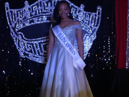 Miss Chicago's OT Makes History!!!