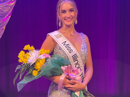 Miss Windy City OT is now Miss Illinois' OT