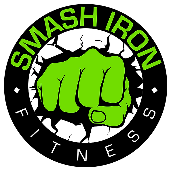 Smash Iron Fitness Logo